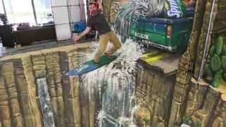 getlinkyoutube.com-Best of 3D Street Art Illusion