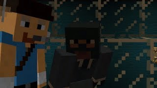 getlinkyoutube.com-Meet the Spy in Minecraft