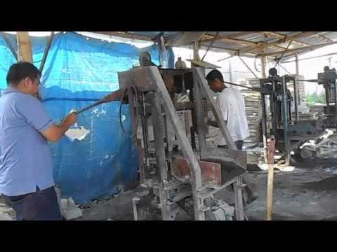 Mesin Batako Press Murah