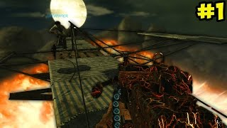"""getlinkyoutube.com-""""FLYING OUT OF BLACK OPS 2 TOWN!"""" - Call of Duty Zombies """"TOWN REMAKE"""" Custom Map #1"""