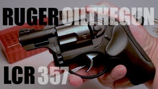 getlinkyoutube.com-Ruger LCR 357 Magnum: Perfect Pocket Pistol