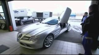 getlinkyoutube.com-Das Millionen Tuning Aufmotzen für Superreiche Mercedes SLR Part 1/4 HD