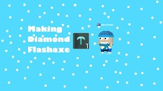 getlinkyoutube.com-Growtopia : I Made Diamond Flashaxe