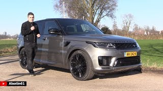 The New Range Rover Sport 2018 | NEW FULL Drive Review | Best Looking Range Rover 2019