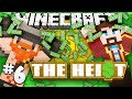 Minecraft - The Heist #6 - Getaway Train (Payday 2 Adventure Map)