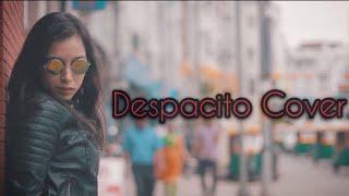 Despacito   Female Cover   Hindi Version   Pratishtha Sharma