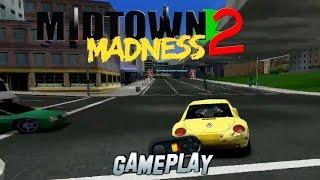 getlinkyoutube.com-Midtown Madness 2 PC Gameplay