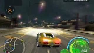 getlinkyoutube.com-Bugatti Veyron - Need For Speed Underground 2 (478 km/h)