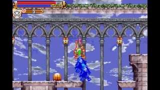 "[TAS] GBA Castlevania: Harmony of Dissonance ""Maxim, all bosses"" by McBobX in 07:30.75"