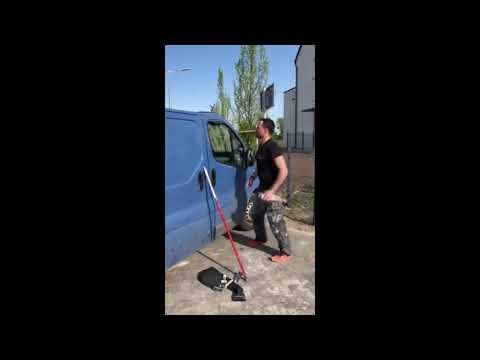 #144 Закрылось авто с ключами внутри ((  Trafic. Vivaro. Primastar.
