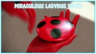 getlinkyoutube.com-Cosplay Construction: Miraculous Ladybug Yo-yo!