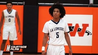 getlinkyoutube.com-Tyger Campbell Sets Assist Record @ Washington TofC! 28 Dimes In 3 Games!