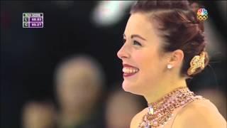 getlinkyoutube.com-2015 Skate Canada - Ashley Wagner FS NBC (+Interview)
