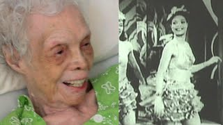 getlinkyoutube.com-102 y/o Dancer Sees Herself on Film for the First Time