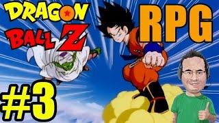 Jogatina de Dragon Ball Z RPG - Parte 3 - Viagem à Namekusei
