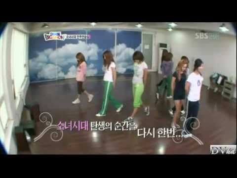 Girl's Generation (SNSD) - Into the New World (dance practice) DVhd