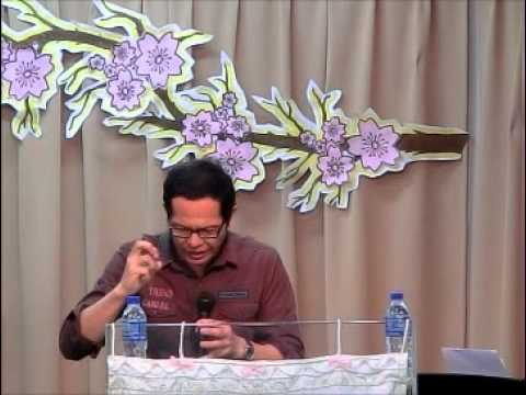 2014-03-09 How to respond to persecution / 怎样面对逼迫