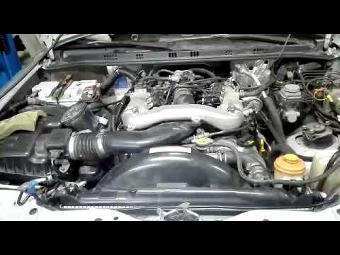 Suzuki Grand vitara XL-7 первый запуск после ремонта клапанов и замены цепей.