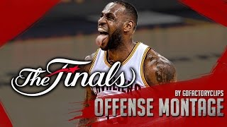 getlinkyoutube.com-LeBron James EPIC 2016 Finals MVP Highlights - BEST PLAYER ON THE PLANET!