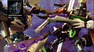 getlinkyoutube.com-Transformers Prime Legacy Ep 17- Starscream vs Lockdown Stop Motion