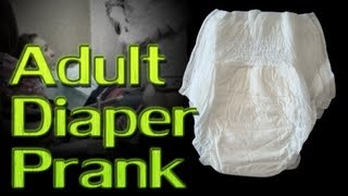 getlinkyoutube.com-The Dental Office - Adult Diaper Prank