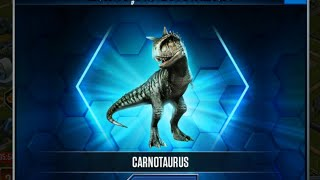 getlinkyoutube.com-Jurassic World - The Game - Carnotaurus Event