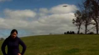 UFO nad Irlandią Północną