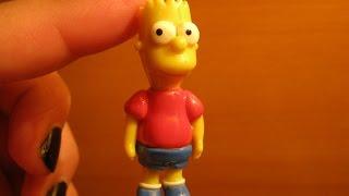 getlinkyoutube.com-Bart Simpson en Porcelana Fria