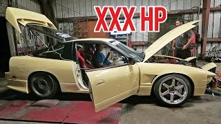 getlinkyoutube.com-240SX Dyno Day - SMOKE!