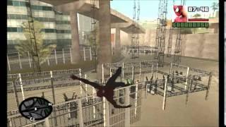 getlinkyoutube.com-Gta San Andreas The Amazing SpiderMan 2 Rise of Electro V4 2014