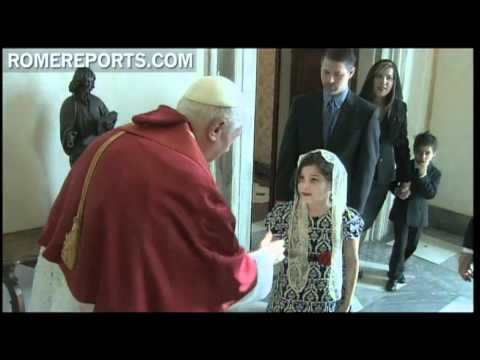 Pope welcomes Brazil's new ambassador   Almir Franco de S� Barbuda