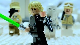 Lego Star Wars Battlefront - Luke Plays
