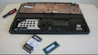 getlinkyoutube.com-Asus X550JK RAM (memory) Upgrade