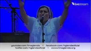 getlinkyoutube.com-El Señor es mi pastor - Hermana Glenda en la JMJ Madrid 2011