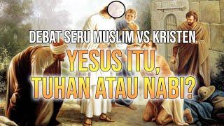 getlinkyoutube.com-Siapakah Yesus? Tuhan atau Nabi? | Debat Spektakuler Muallaf VS Pendeta