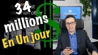 Comment un trader japonais a gagné 34 millions de $ en 1 jour ? width=