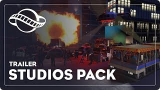 Planet Coaster - Studios Pack Trailer