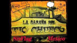 getlinkyoutube.com-La Cabaña del Tio Chueco (Six Flags Mexico 2012)