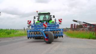 LEMKEN Rubin 12 Transport wheel