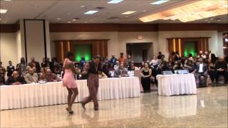 "getlinkyoutube.com-Kevin ""Doc"" Dockery & Ann Hunter ""New Skool Step Category"" COTDF Champions Of The Dance Floor 2015"