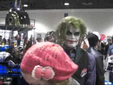 Long Beach Comic Con 2012 (Sunday)