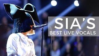 getlinkyoutube.com-Sia's Best Live Vocals