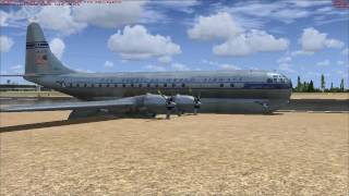 FSX WITH REALISTIC CRASHES!