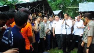 Kunjungan JOKOWI ke Sekolah Peternakan Rakyat, Sumatera Selatan