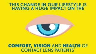 Bausch + Lomb ULTRA™ contact lenses - for the digital age