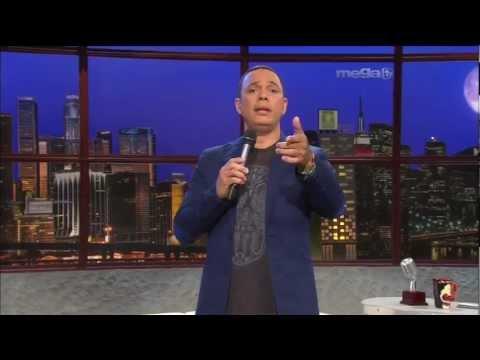 """EL Monologo """"Padre Nuestro"""" de Alexis Valdes en Esta Noche Tu Night (6-18-12)"""