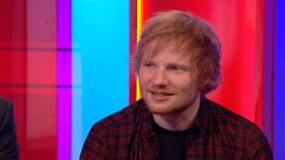 getlinkyoutube.com-Ed Sheeran BBC The One Show 2015