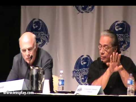 DragonCon 2011 &#8211; BattleStar Galactica &#8211; Friday panel