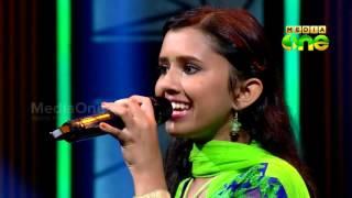 Pathinalam Ravu Season 4   Sruthi - Song 'Mandakath Mangala...' (Epi38 Part3)
