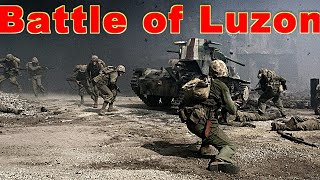 getlinkyoutube.com-World War II: Philippines Campaign, Battle for Luzon